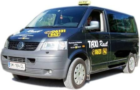 Taxi Personentransporter VW-Shuttle
